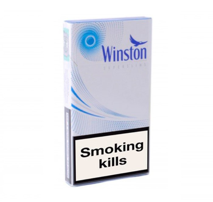 Buy Winston Impulse Blue