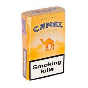 Camel Filters Cigarettes