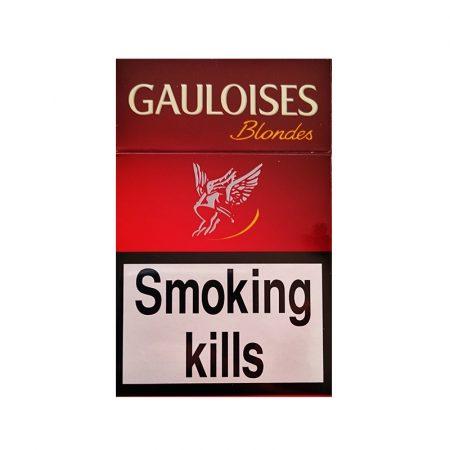Buy Online Gauloises Blondes Red