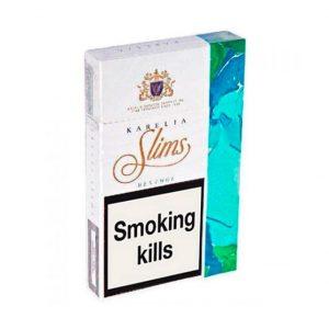 Buy Karelia Slims Menthol Cigarettes Online