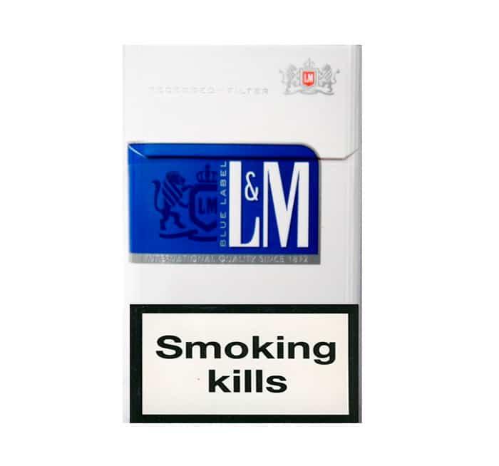 Buy online LM Blue Label