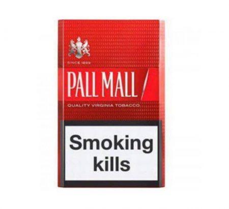 Buy online PallMall KS Red