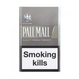 Buy online PallMall KS Silver