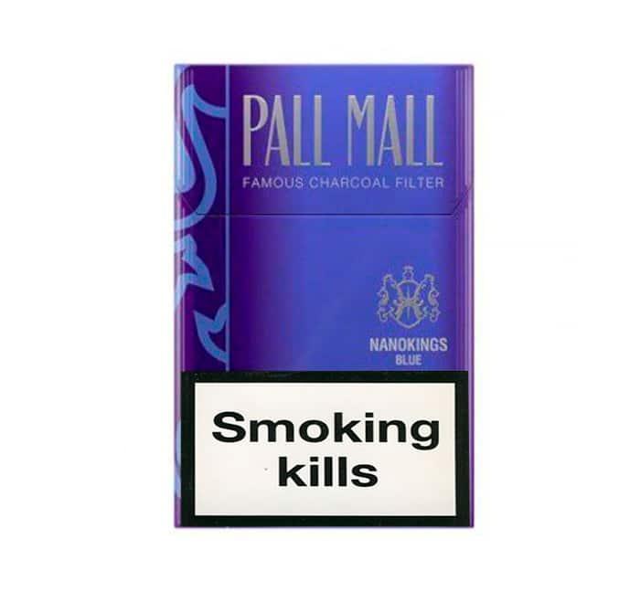 Buy online PallMall King Nano Blue