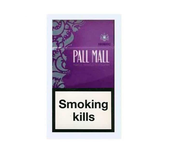 Buy online PallMall SS Violet