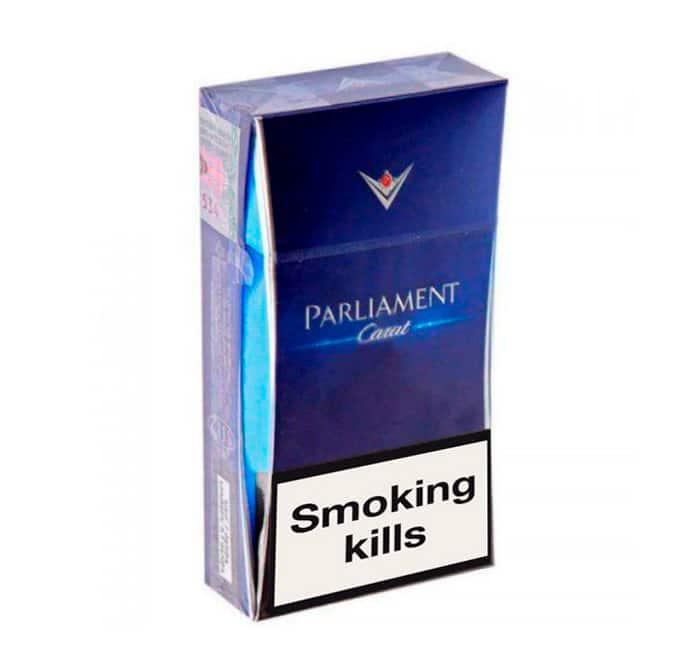 Buy Parliament Carat cigarettes