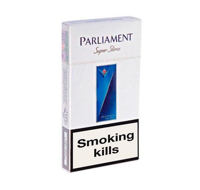 Buy online Parliament Super Slims