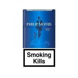 Buy online Philip Morris Compact Blue