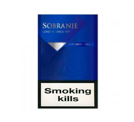 Buy Online Sobranie Blue