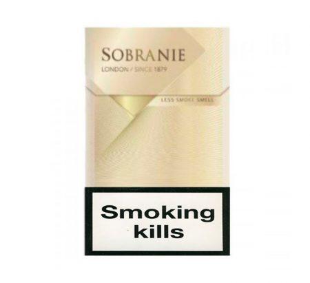 Buy Online Sobranie Gold