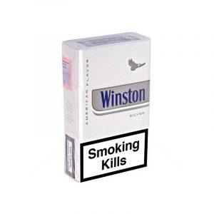 Winston American Flavor Silver online