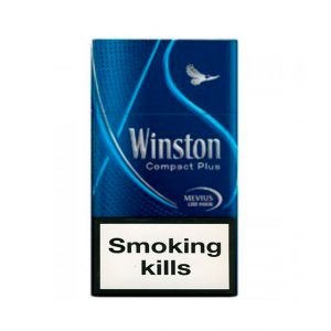 Winston Compact Plus Blue