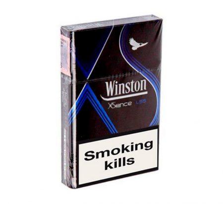 Winston XS Blue cigarettes