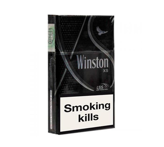 Buy Winston XS Silver online