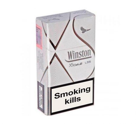 Buy Winston XStyle Silver