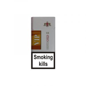 VIP Gold Slims Cigarettes